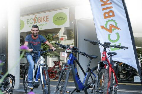 EcoBike - Mouv Annemasse 33 : l'éco mag de ceux qui bougent !