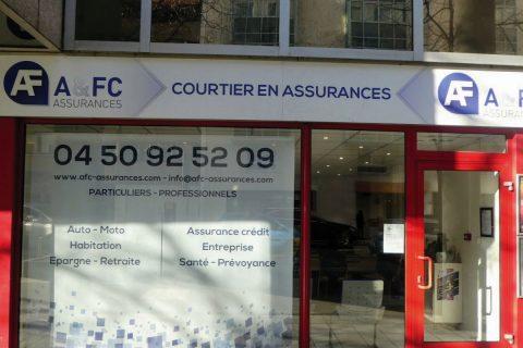 AFC Assurances : Mouv Annemasse 35 : l'éco mag de ceux qui bougent !