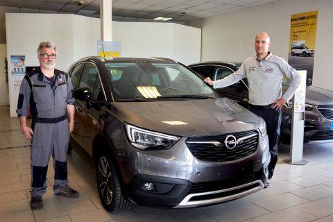 Garage Opel - Mouv Autun 36 : l'éco mag de ceux qui bougent !