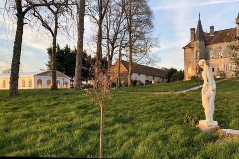 Château de Millery - Mouv' Autun 39 : l'éco mag de ceux qui bougent !